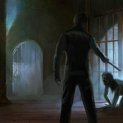 Hugo puzzuoli asylum evies room hpuzzuoli