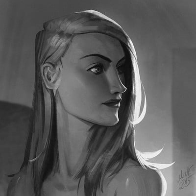 Magnus noren woman face1