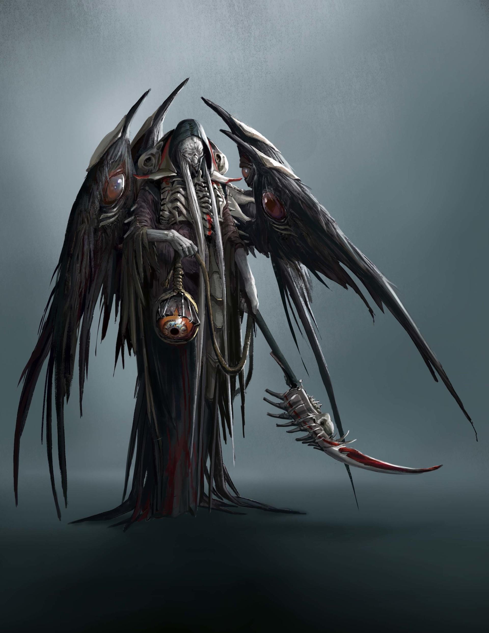 Desinger Ang Chen Odin American Gods