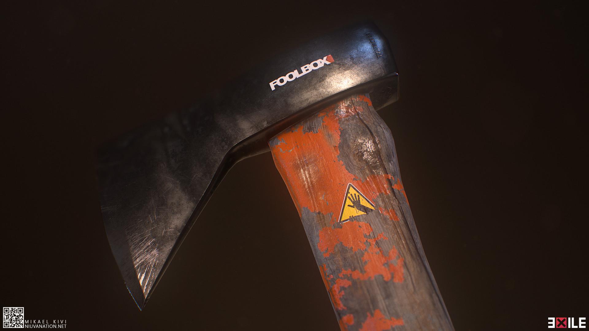 Mikael kivi exile axe03