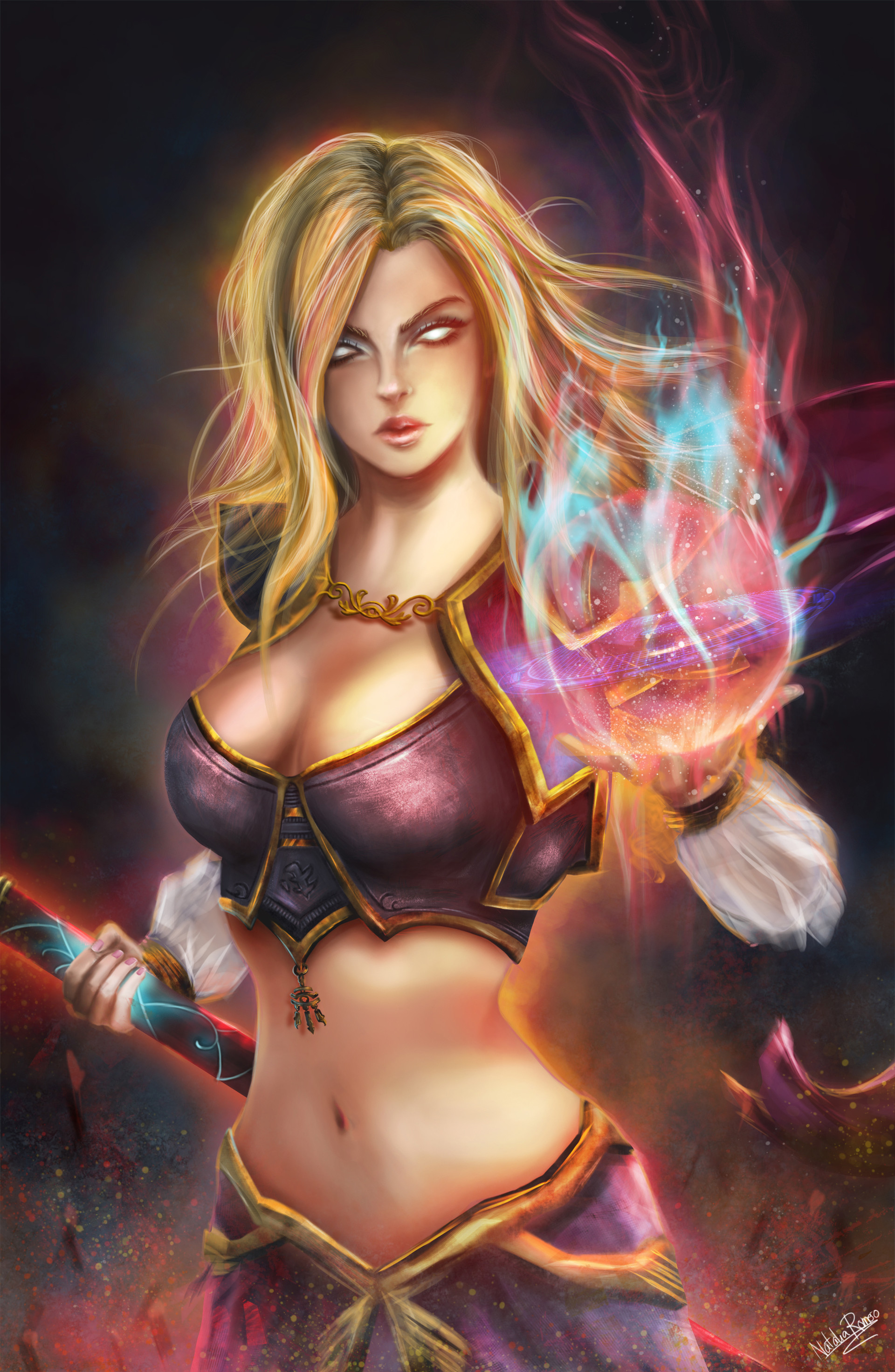 Jaina proudmoore hot sex anime thumbs