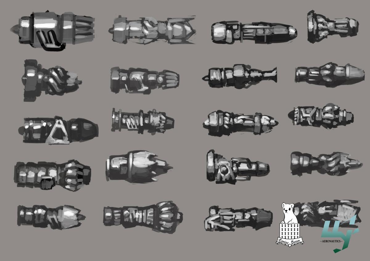 Jet Engine Concepts