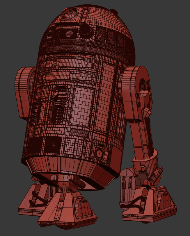 Paul wiz johnson r2 wireframe