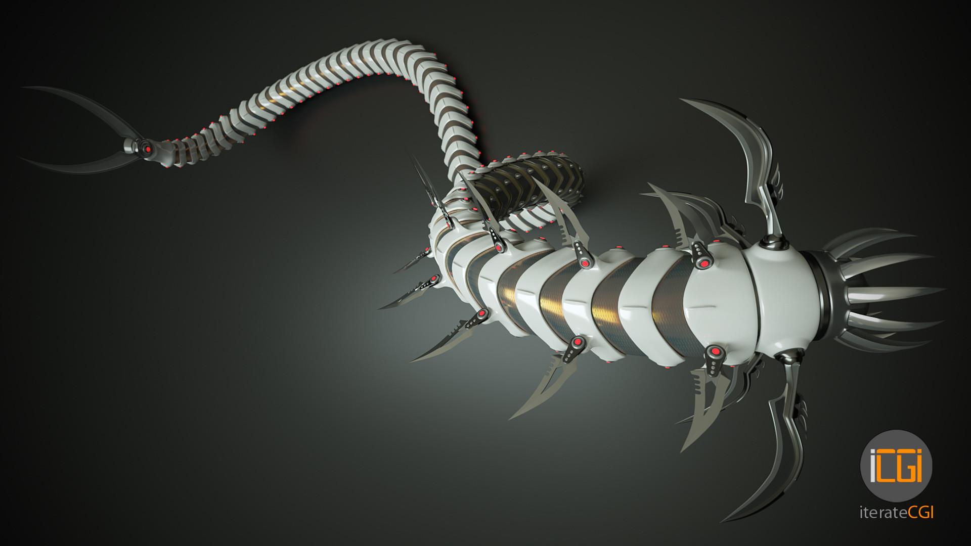 Johan de leenheer snakebot 6