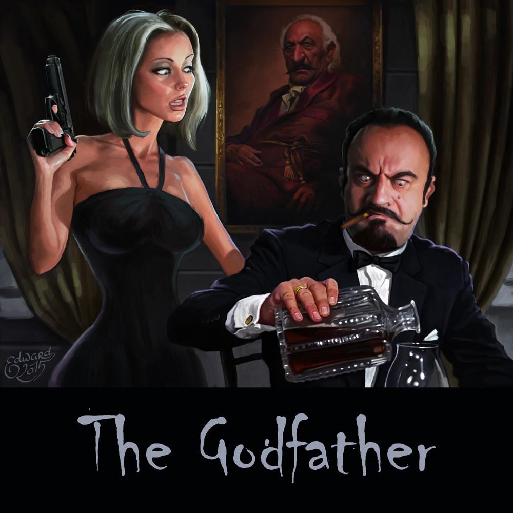 Edward halmurzaev mafia cover web