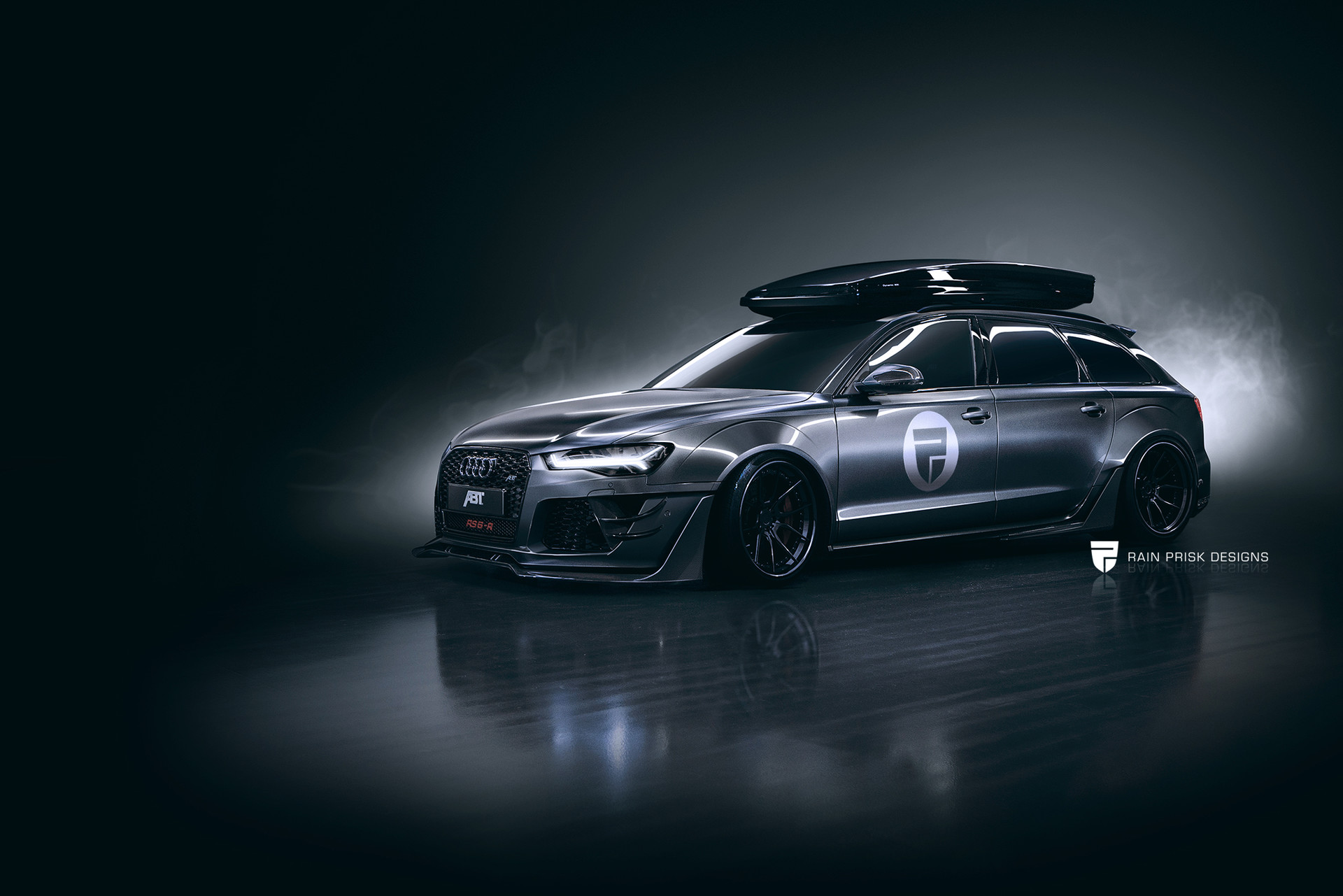 Rain Prisk - ABT Audi RS6-R Wide body