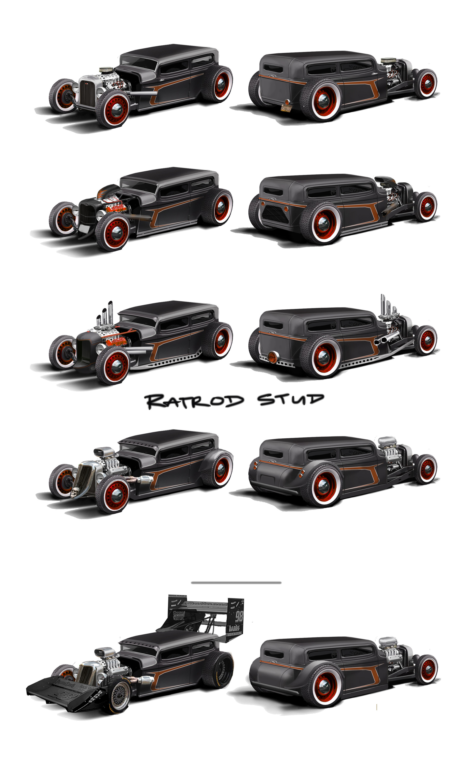 Alex brady ratrod kits 7