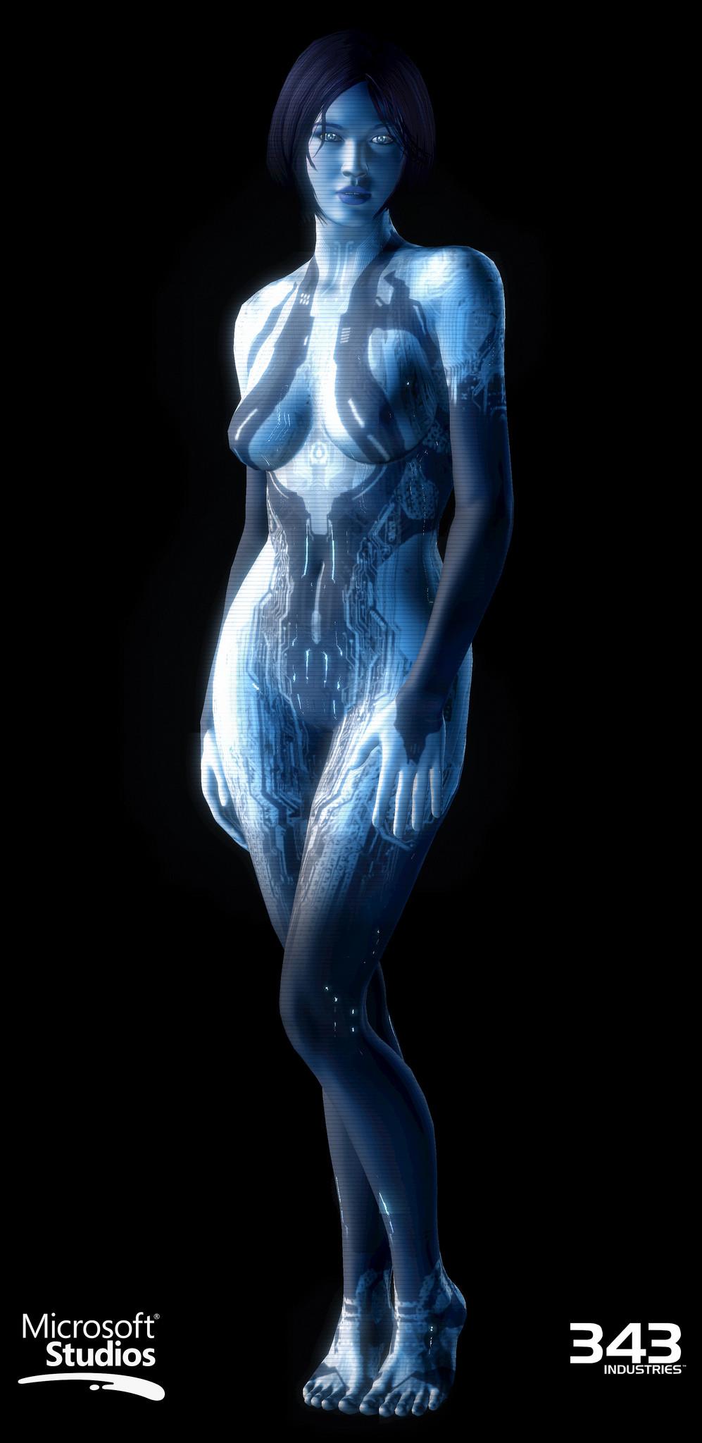 Kyle Hefley - Halo 4 - Cortana