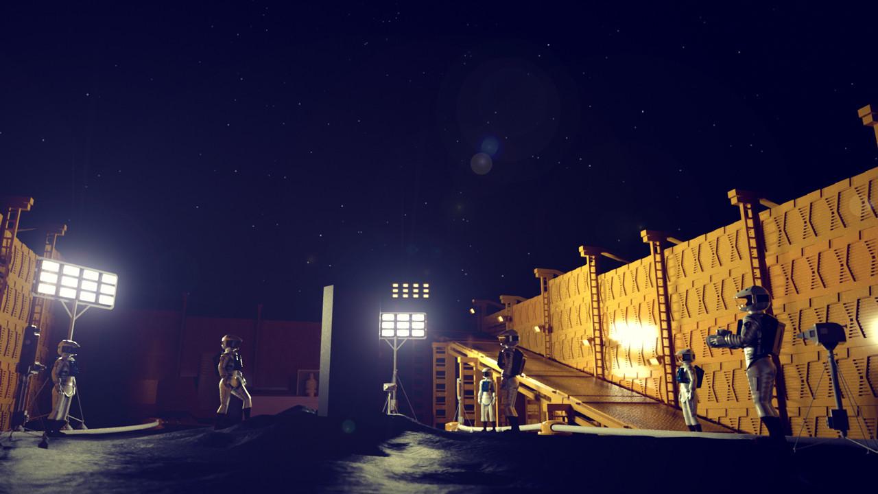 artstation monolith on the moon anuraag shrivastav monolith on the moon anuraag shrivastav