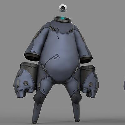 Darren bartley fatbot