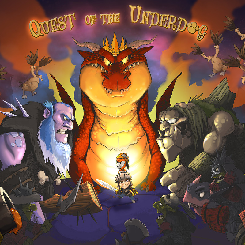 Quest of the Underdog