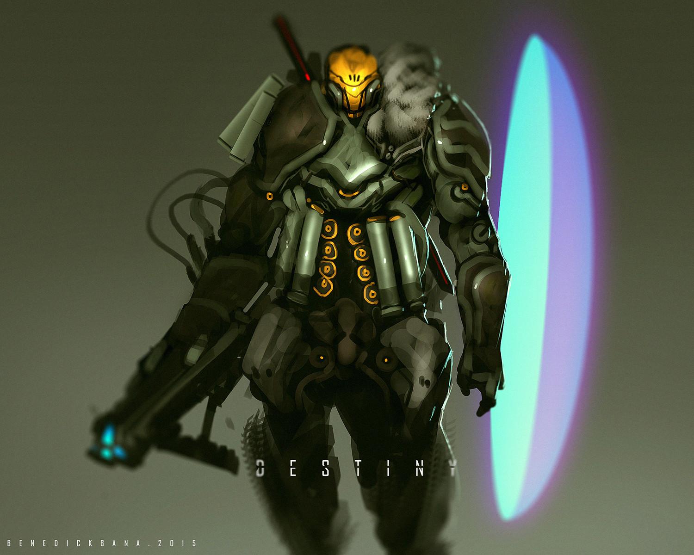 Benedick bana titan destiny final lores
