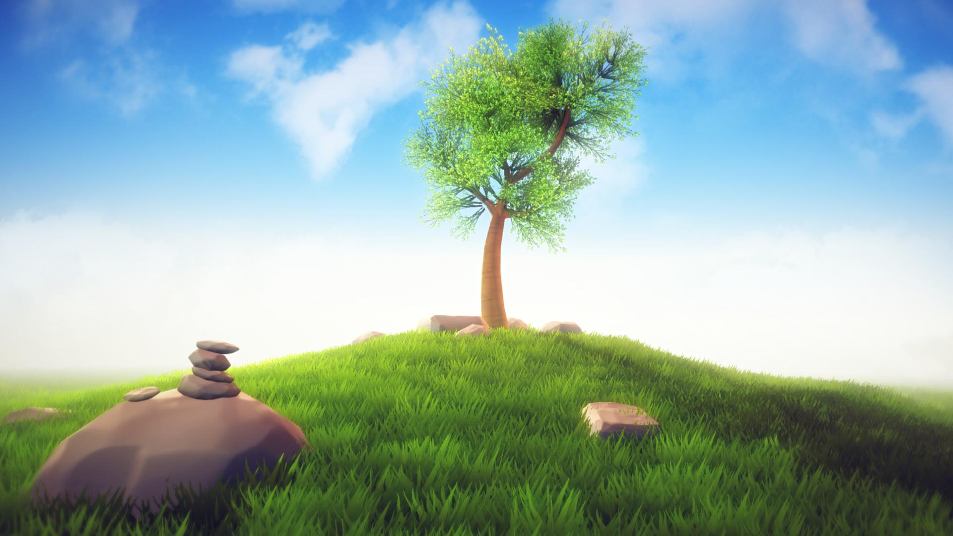 ArtStation - Unity Asset Packs - Dreamscapes | Nature