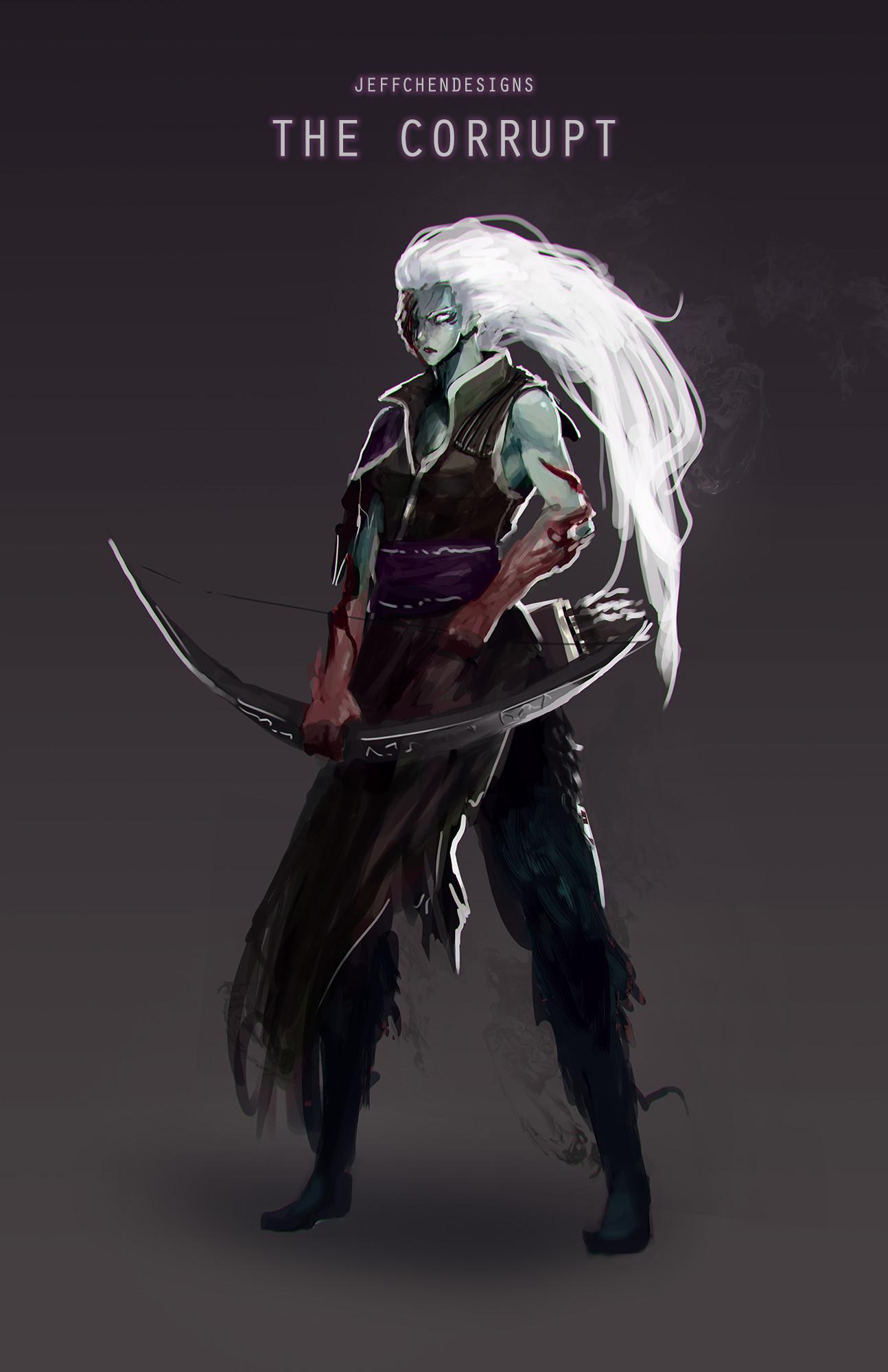 Jeff chen corrupt archer