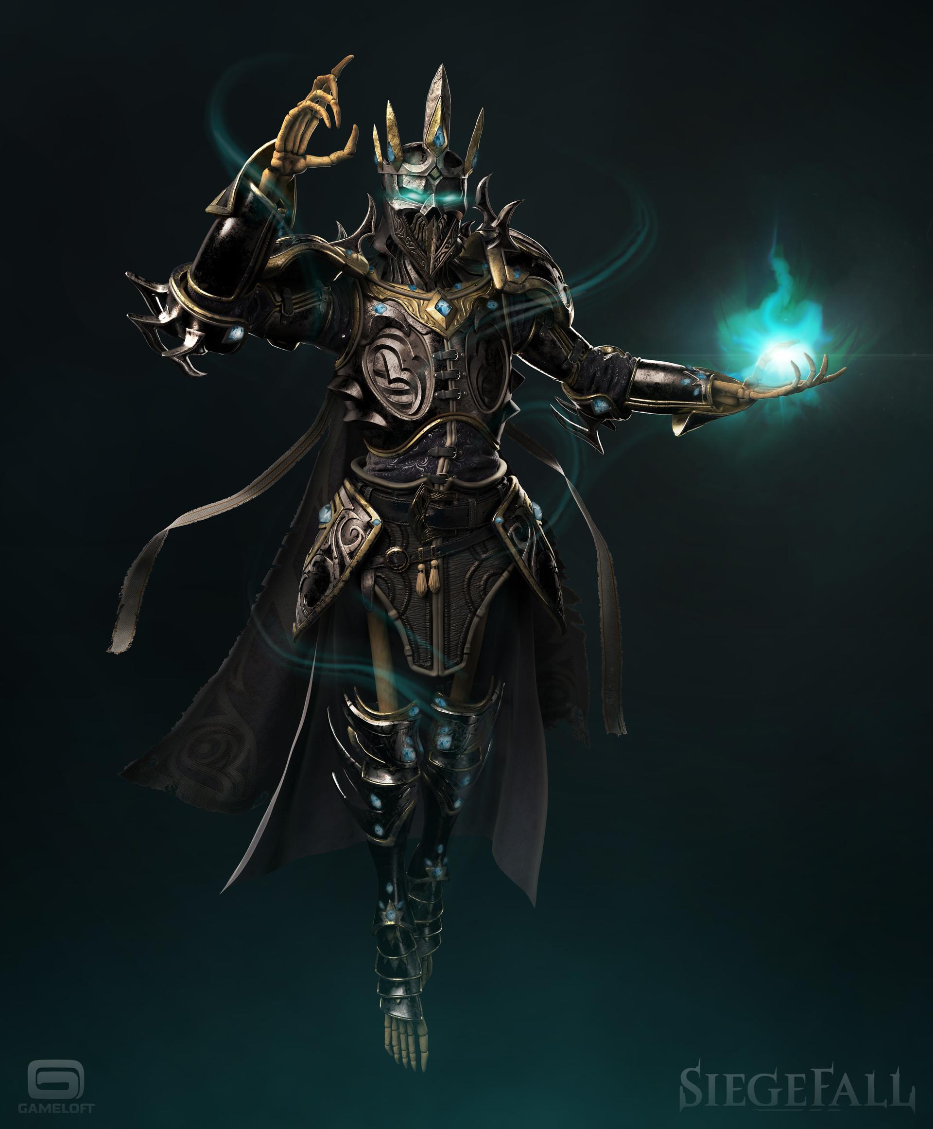 Siegefall - Skeleton Prince