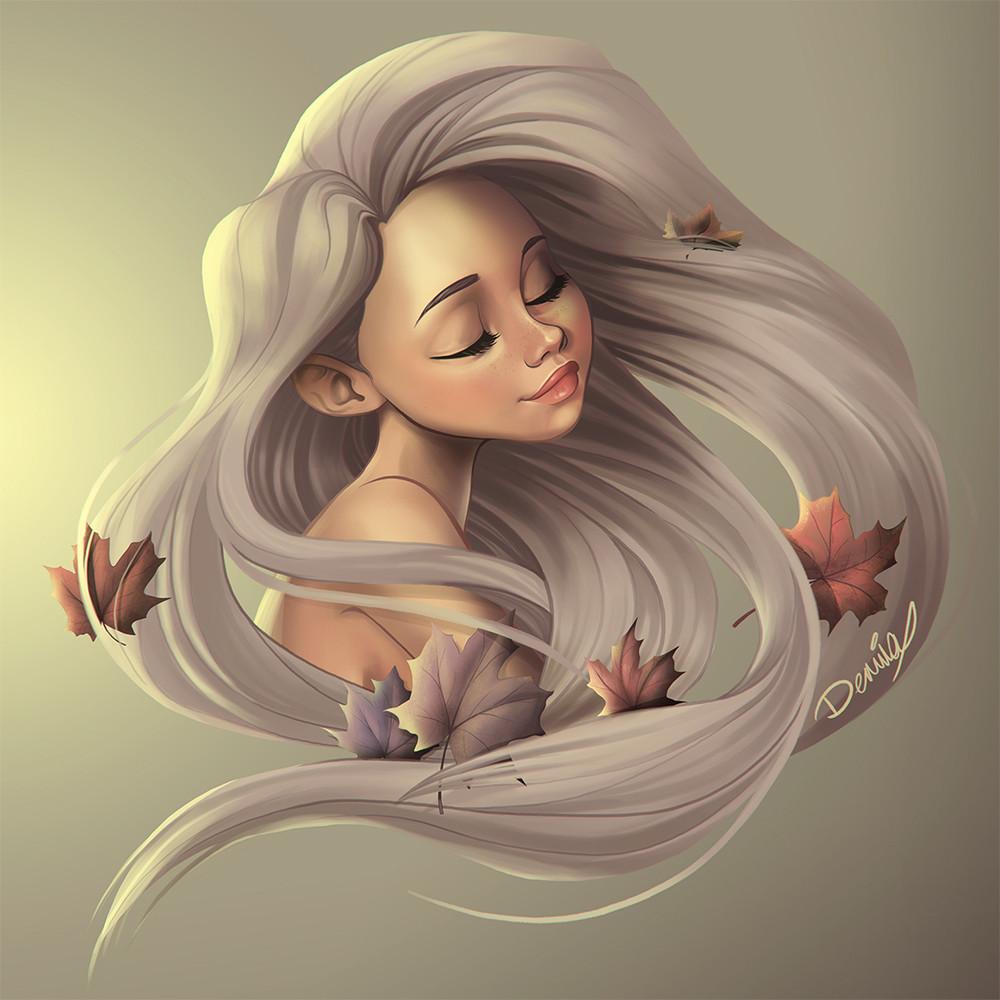 Dennia laura garcia welcome again autumn by dennia d80ggz1
