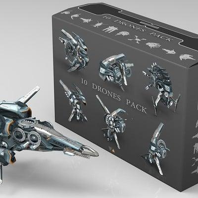 Igor puskaric box art render