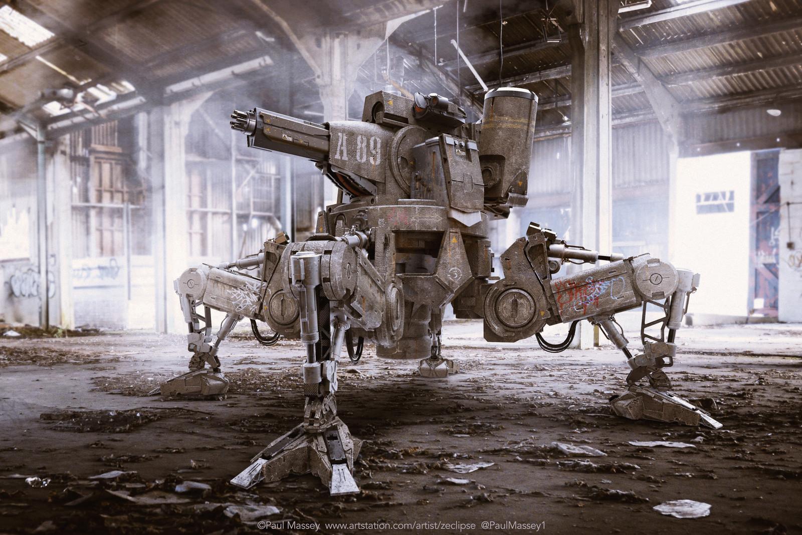 GunDog - Auto Sentry
