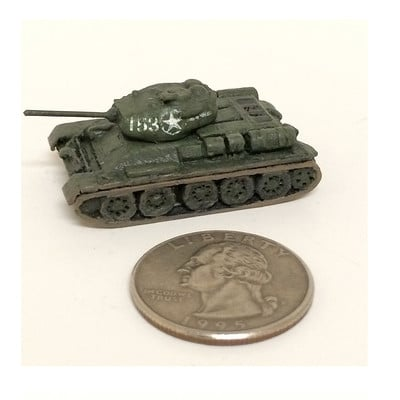 Nicholas hall 254mm nhalls artwork 3d printed tank final