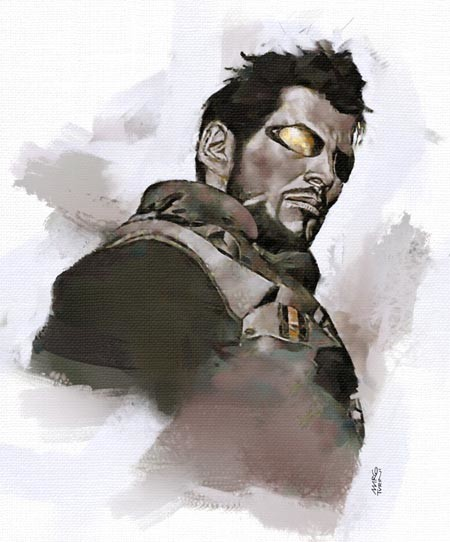 Adam Jensen Tribute