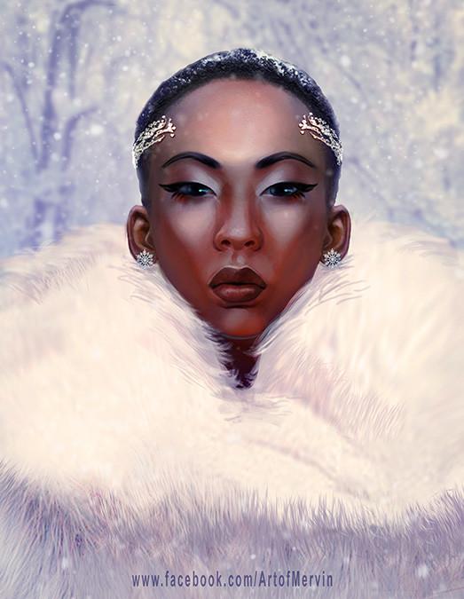 Mervin kaunda arctic queen