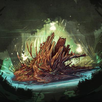 Christian benavides tree spirit iii