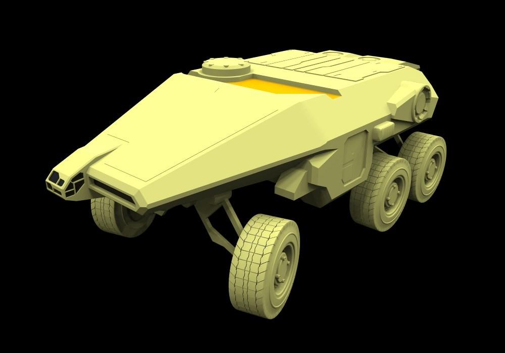 WIP  Vehicle