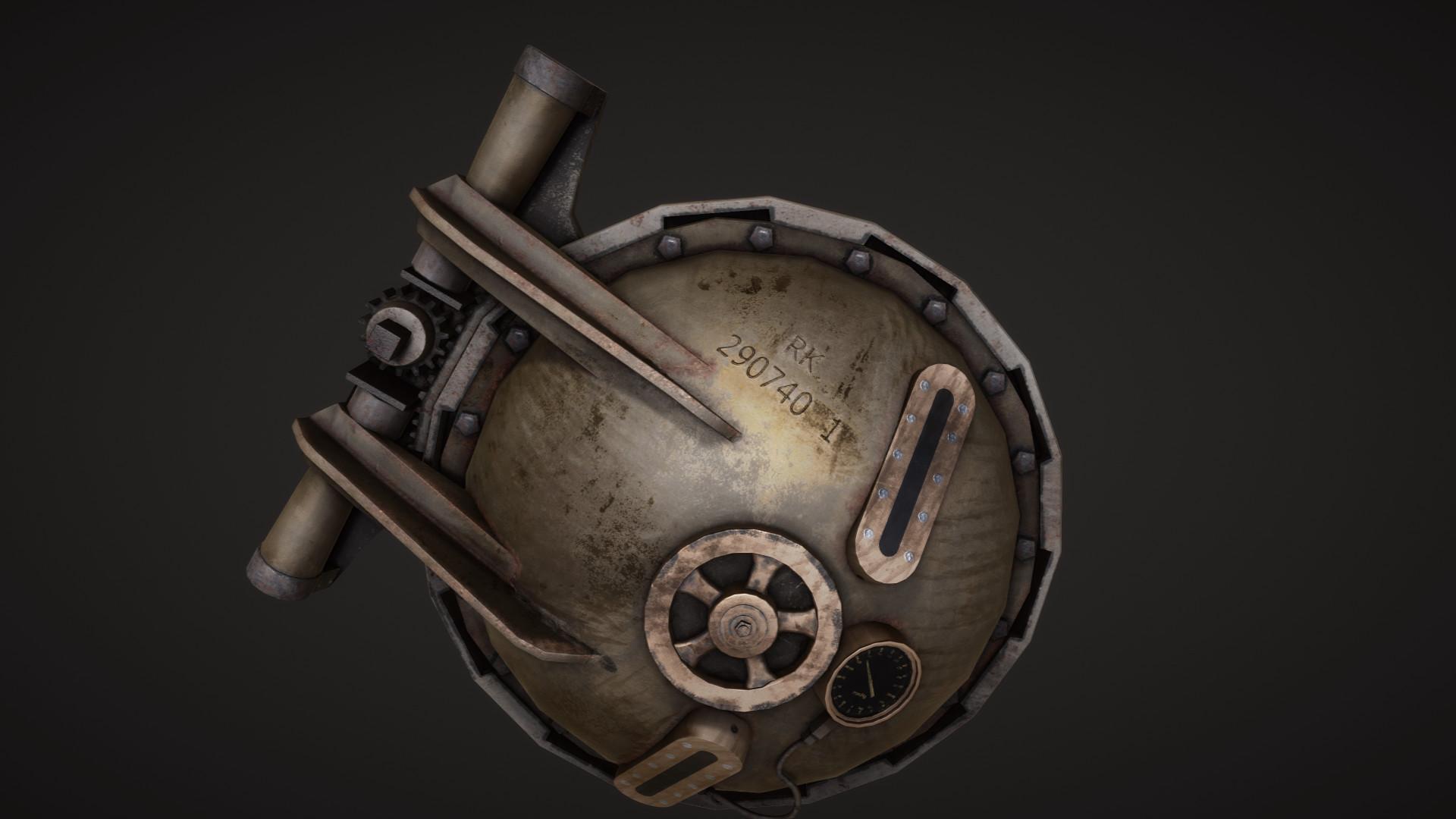 Scroll to see more & ArtStation - Submarine Hatch Door Teodor Lysvret Van ginhoven