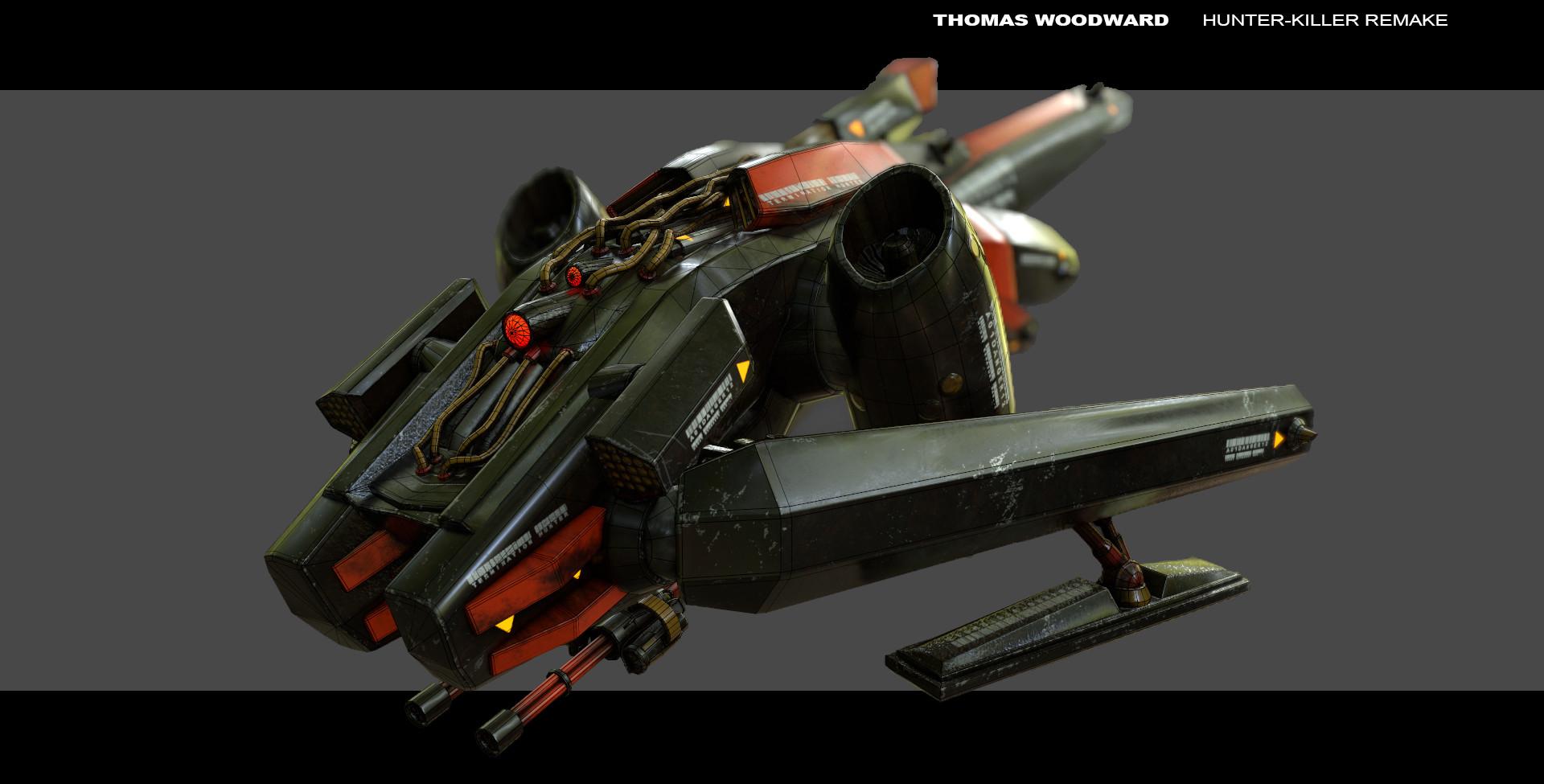 Thomas woodward 08