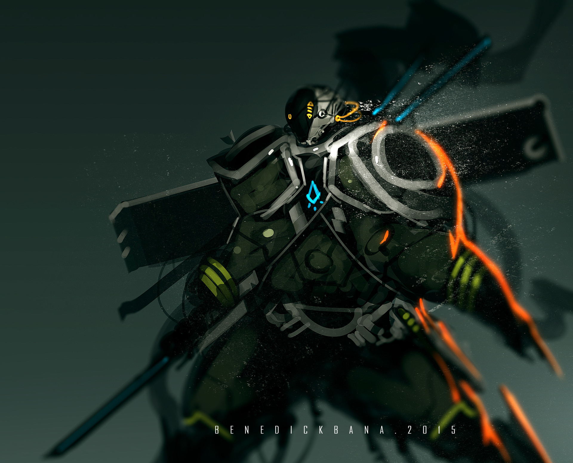 Benedick bana hunter assassin level