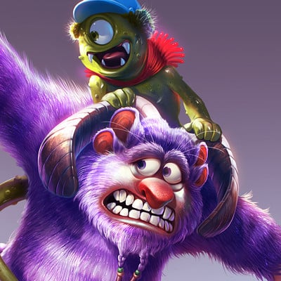 Heri irawan monster inc