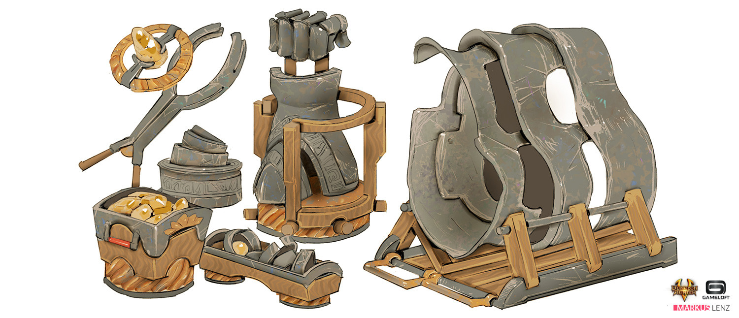 Markus lenz gameloft dh5 boonsisters workshop props 03 ml