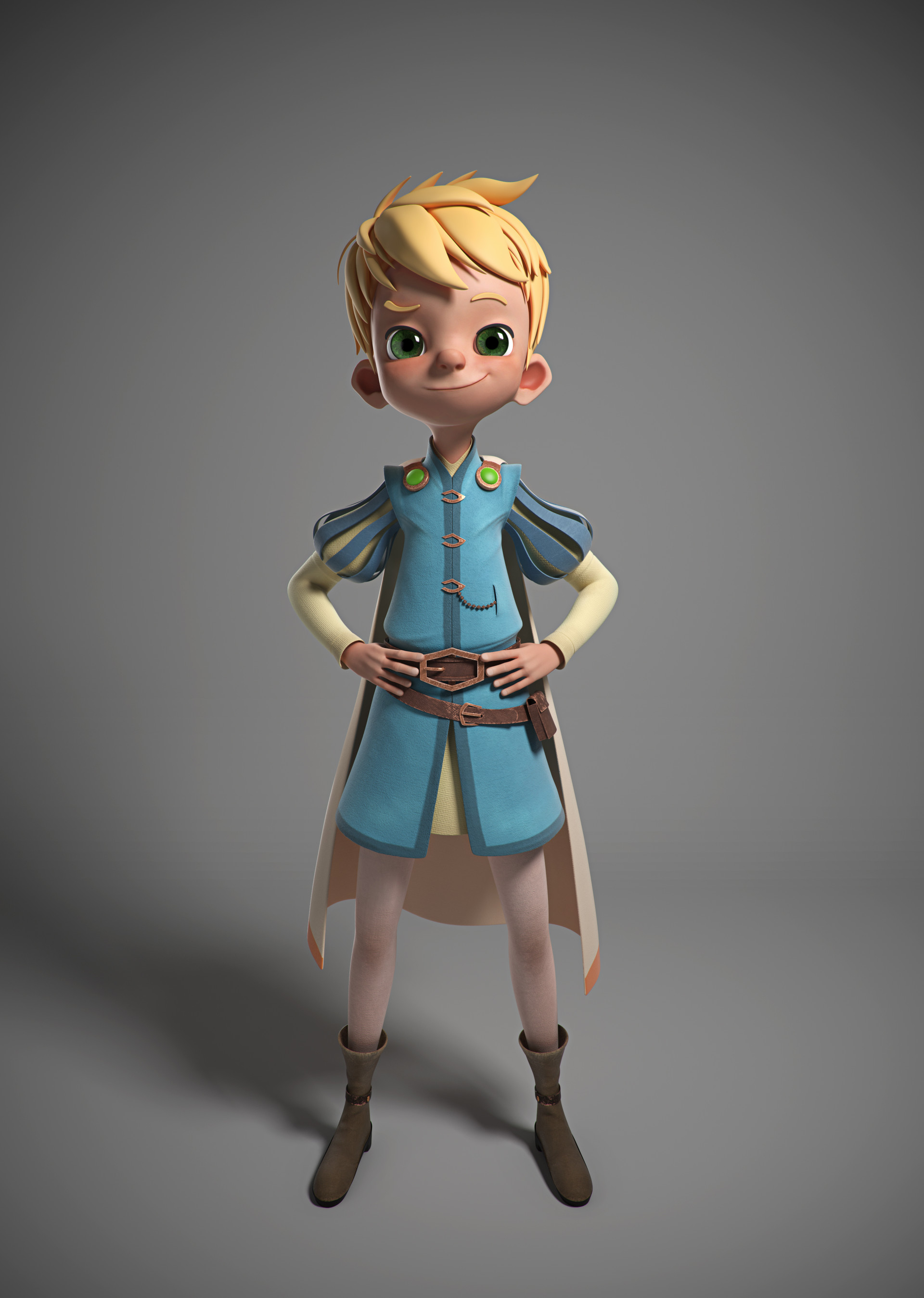 Free 3d Character Design Software Download : Artstation the king s son léo rezende