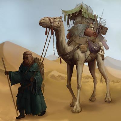 Bruno balixa talisman camel