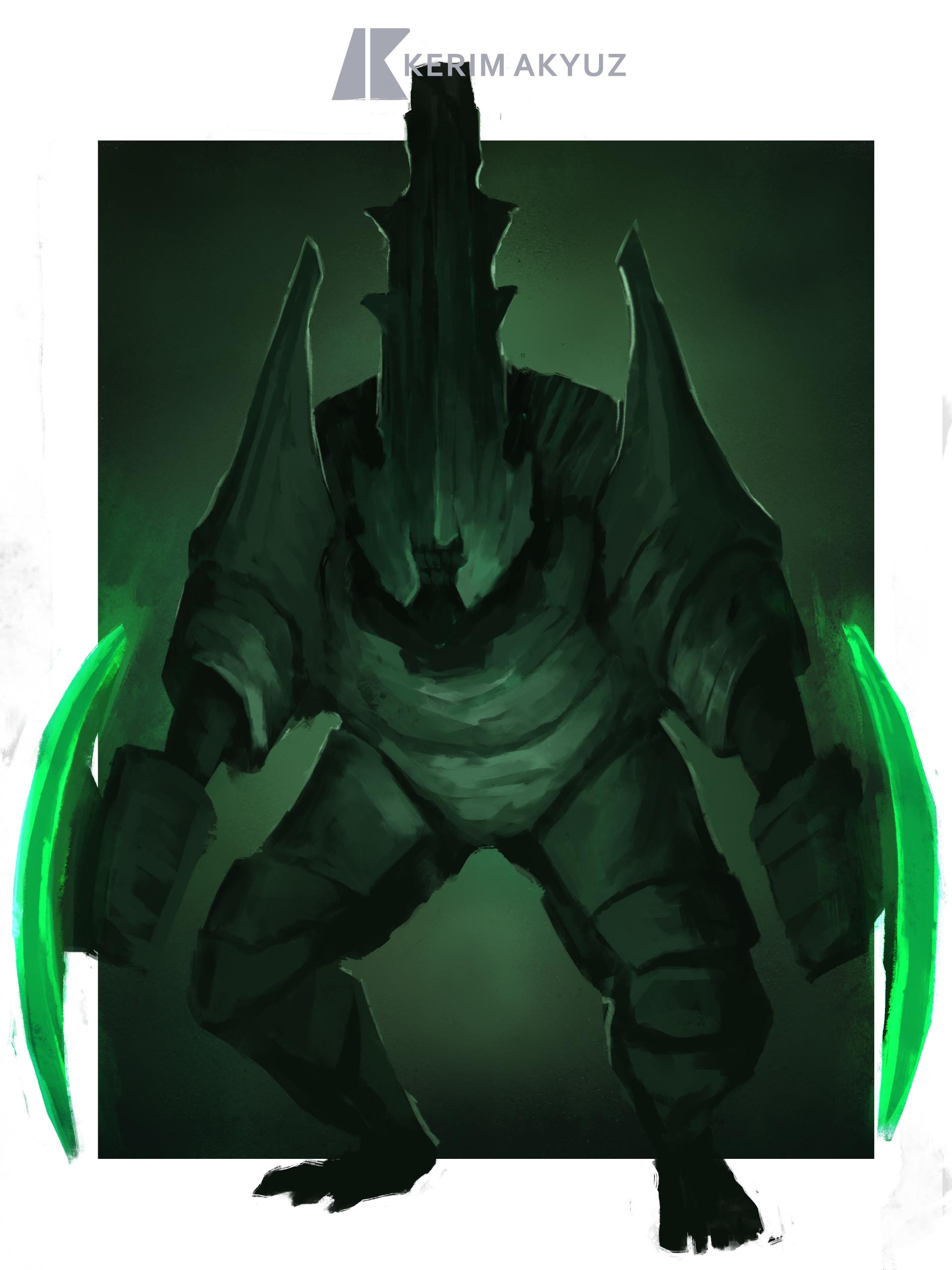 Kerim akyuz 104 emeraldgrunt