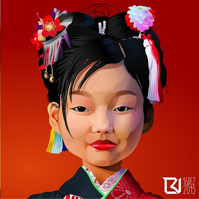 Luiz raffaello japan girl2