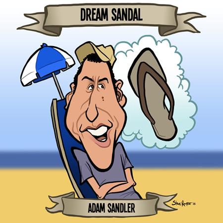 Steve rampton adam sandler small