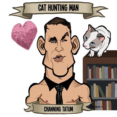 Steve rampton channing tatum small