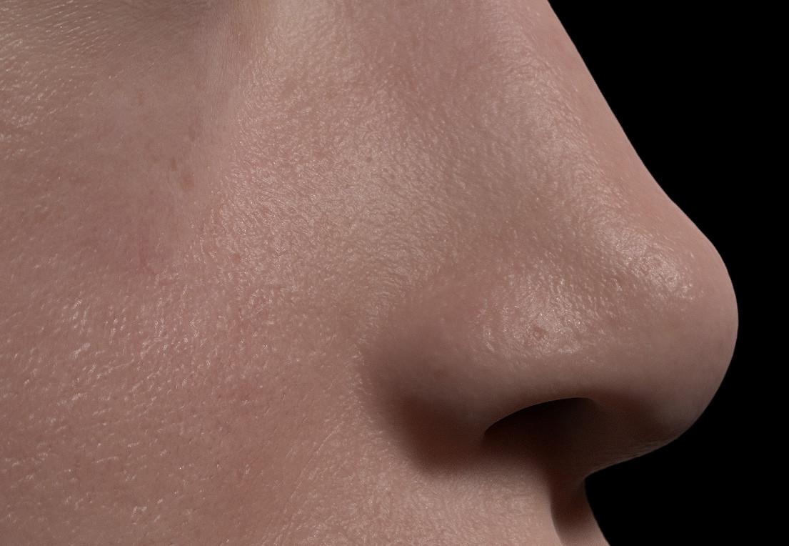 Ryan reid nose