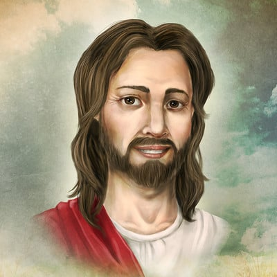Andrew constantine jesus smile