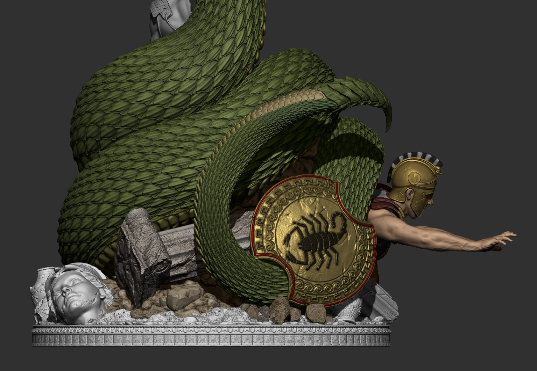 Ehren bienert gorgon1