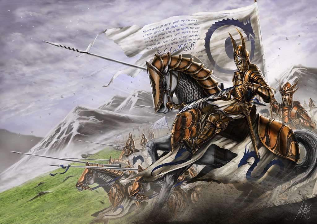 John stone knights of the white dragon by john stone art d97k1w9