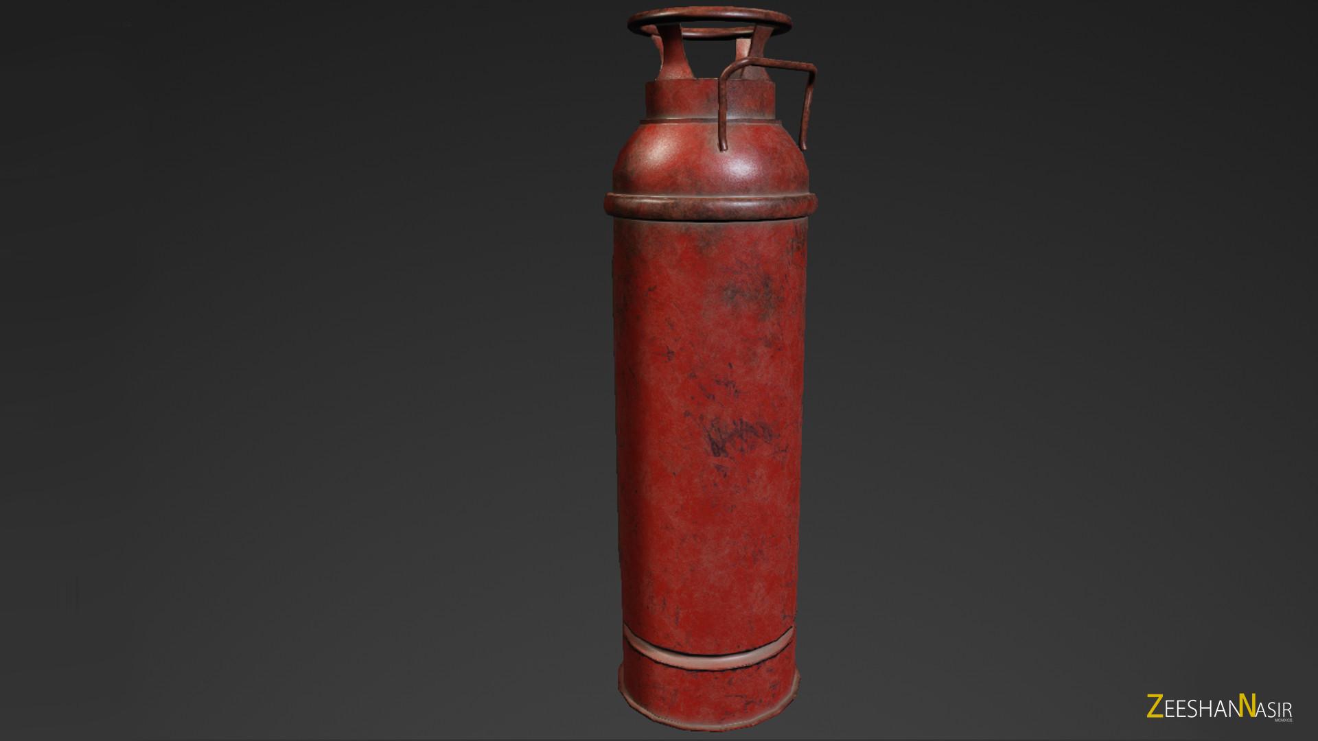 Zeeshan nasir fireextinguisher render 04