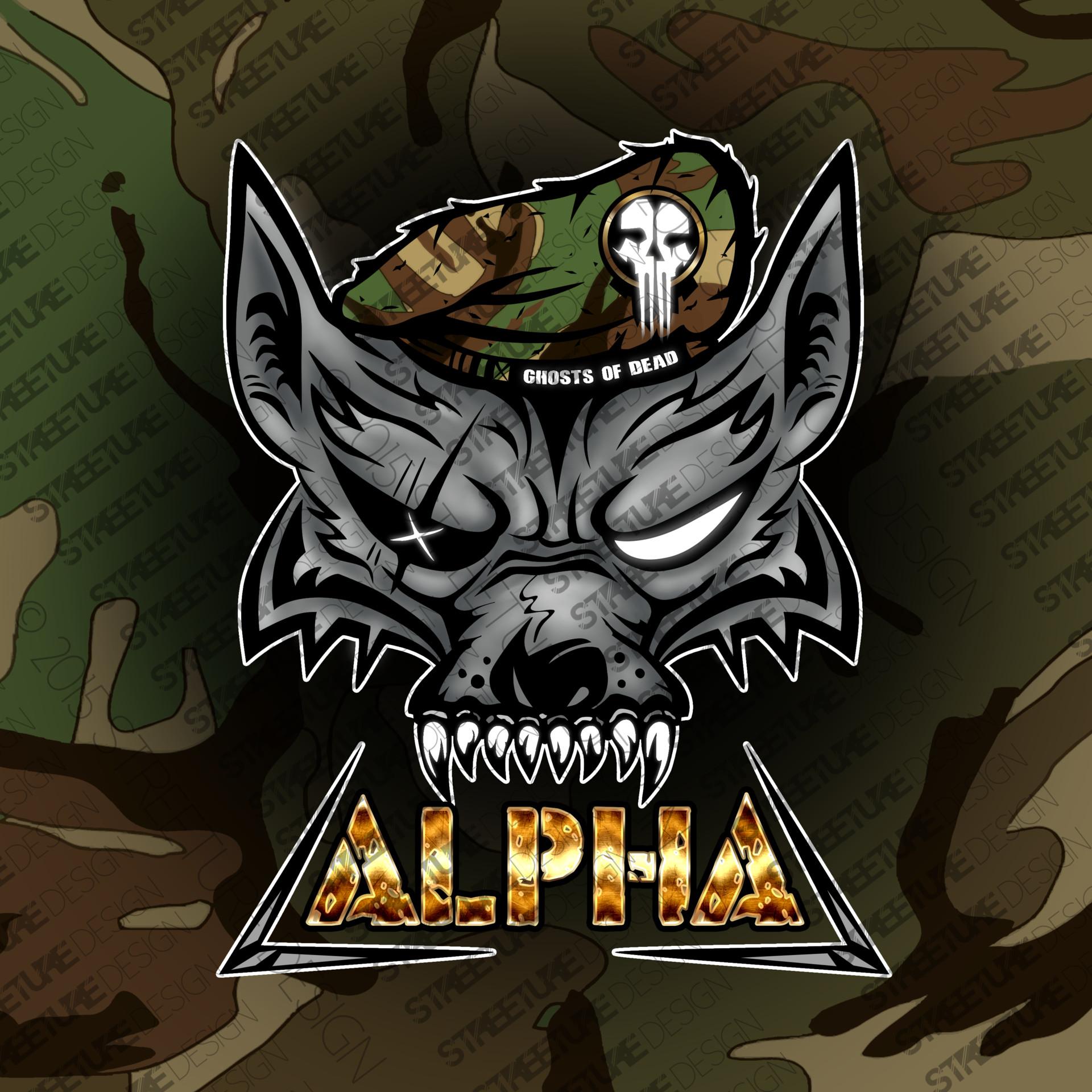 Streeture design streeture design god alpha logo streeturedesign philipp krasnopolsky