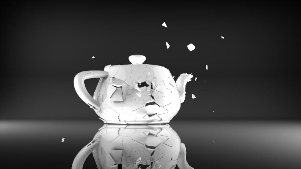 teapot 2 by hugo matilde