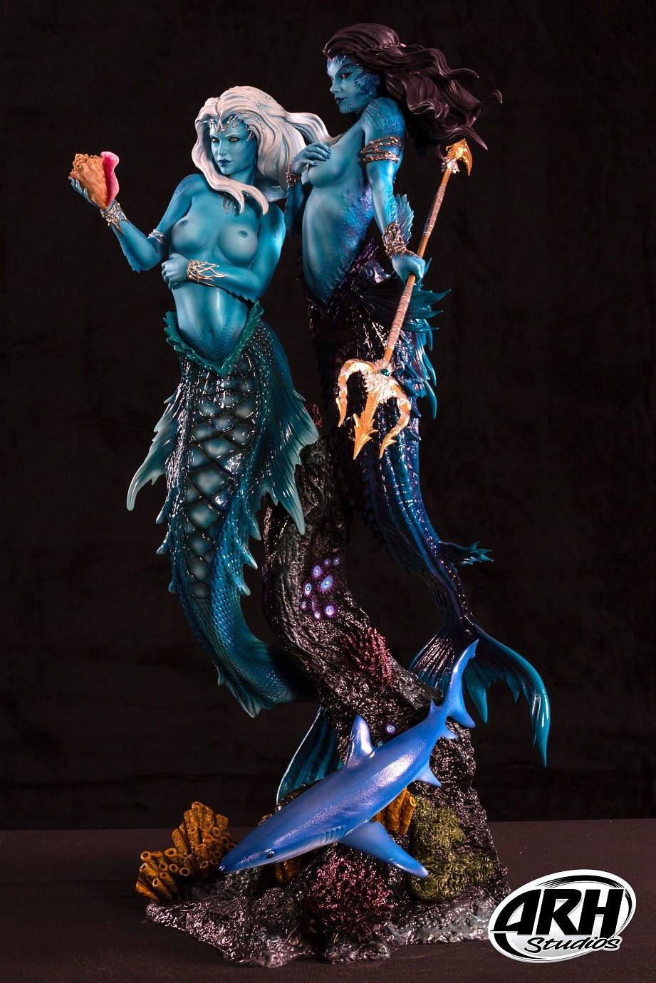 Ehren bienert twin mermaids 4s