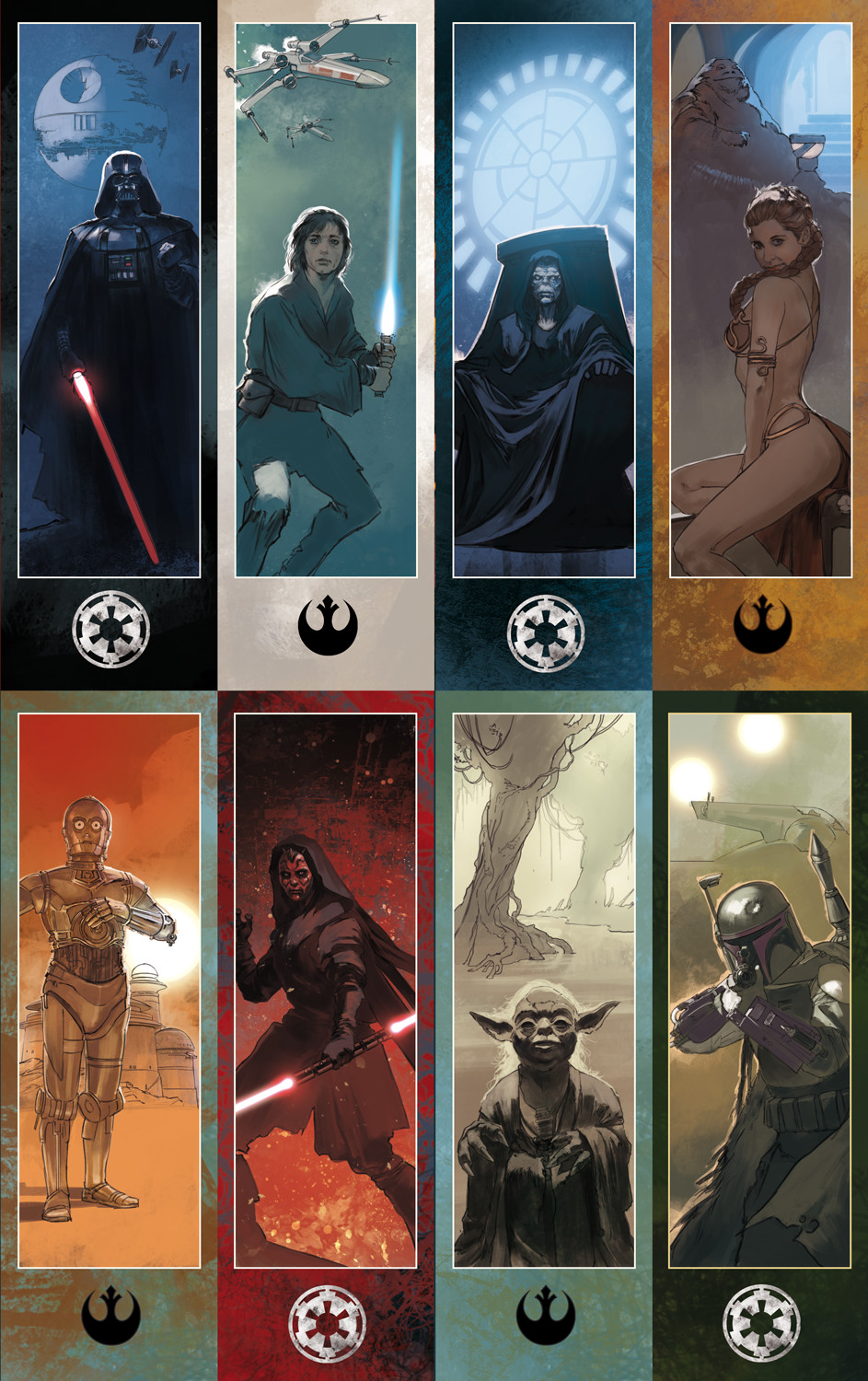 image relating to Star Wars Bookmark Printable identify Star Wars Bookmarks Selection by way of Tomasz Jedruszek : StarWars