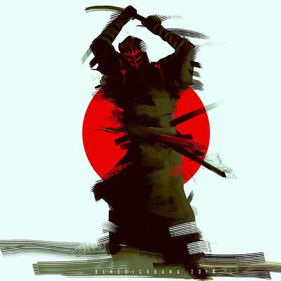 Benedick bana sword strike lores