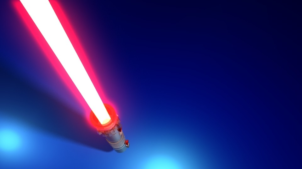 Mitchell sisson lightsaber2