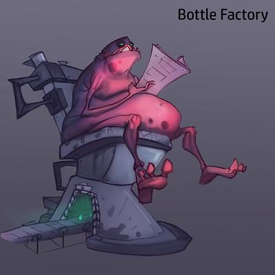 Drakhas oguzalp donduren bottle factory3